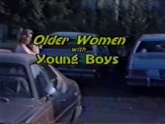 Older Women Young Boys ( vintage )