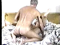 Dick Nasty & a blond (1)