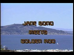 Jane Bond Meets Golden Rod - 1987