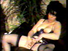 Vintage 70's - Sluts with toys and in nylon stockings